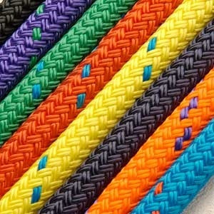 Coloured Braid Rope