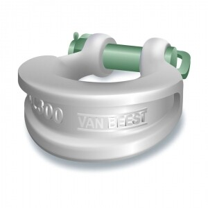 Green Pin Sling Shackle
