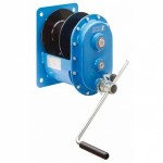 MWS Wire Rope Winch