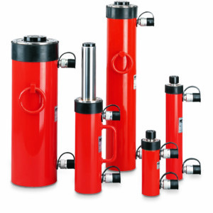 YH hydraulic Universal Cylinder for heavy duty lifting