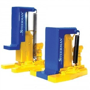 Steerman HTJ Machine Lifting Hydraulic Toe Jack
