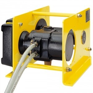 RPA Pneumatic Wire Rope Winches