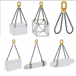Durham Alloy Chain Slings